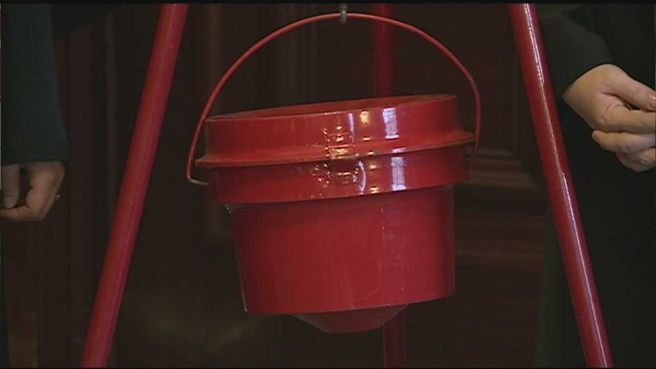 Bells will soon be ringing as part of the annual Red Kettle Campaign.
