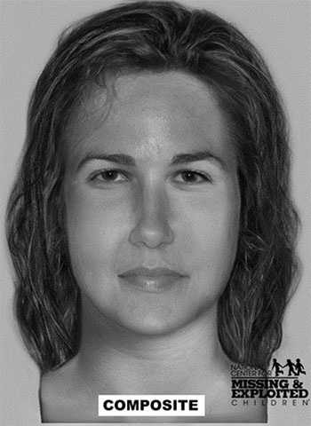 This woman was found in a metal drum near Bear Brook State Park in 1985.