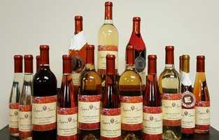 3. Copper Beech Winery in Hooksett