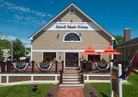 5. Hermit Woods Winery in Meredith