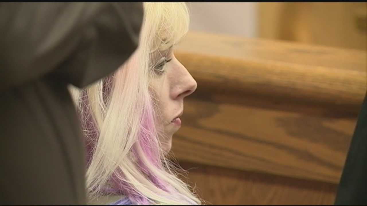 The mother of a teenager who died of a drug overdose returned to court Thursday for a probable cause hearing.