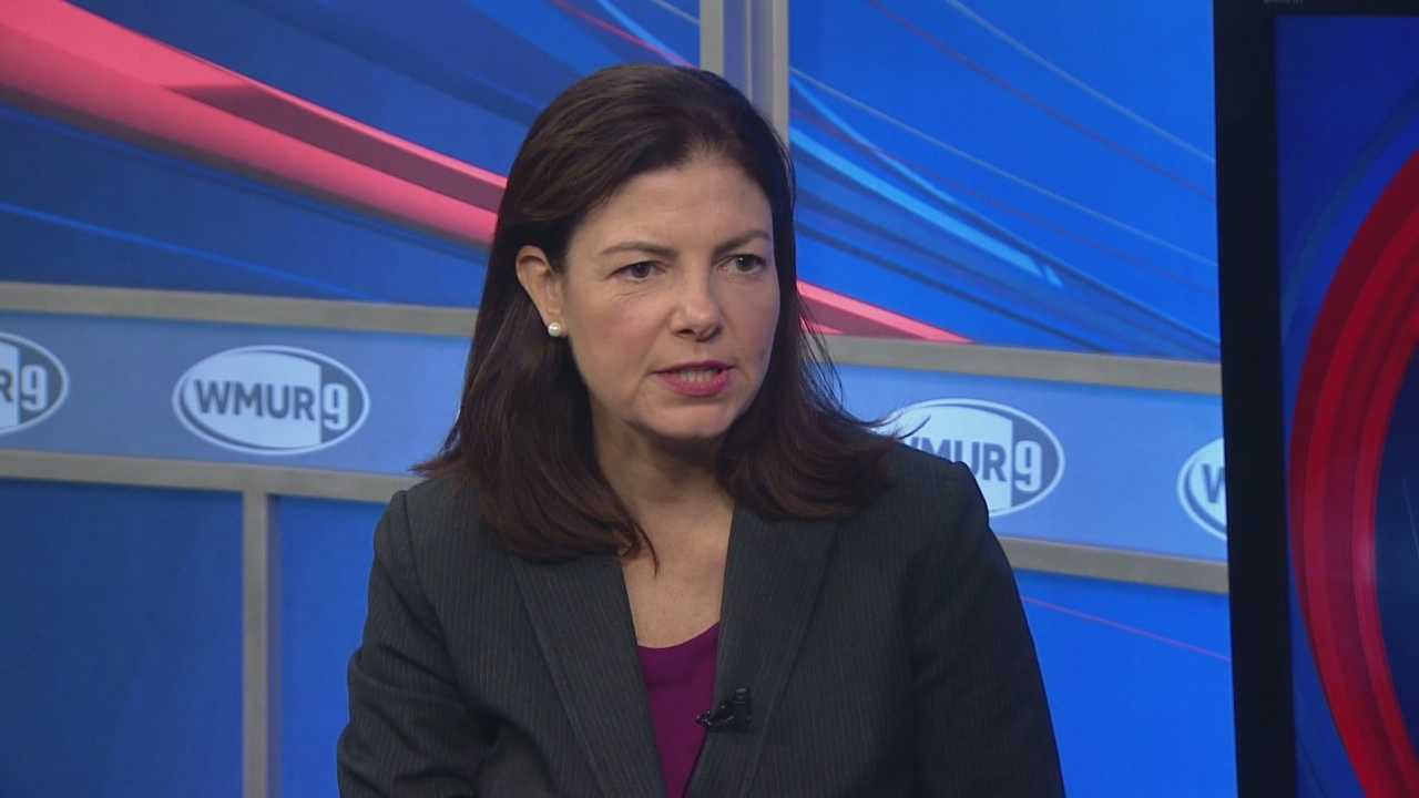 Sen. Kelly Ayotte sits down with Josh McElveen on CloseUP (Part 1).