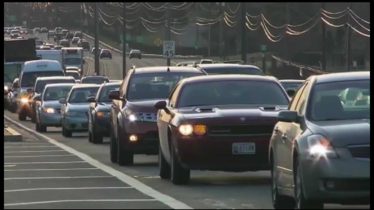 Security was tightened nationwide Wednesday as people hit the roads for the Thanksgiving holiday.