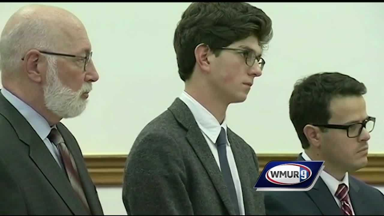 The graduate of an elite New Hampshire prep school convicted of sexually assaulting a 15-year-old classmate said he will appeal to the state's highest court.