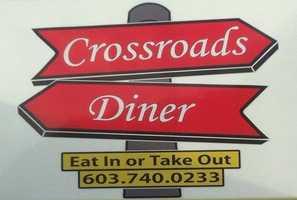 2. Crossroads Diner in Dover