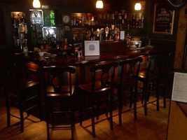 6 tie. Kathleen's Cottage Irish Pub in Bristol