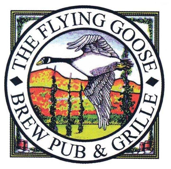 6 tie. The Flying Goose Brew Pub & Grille in New London