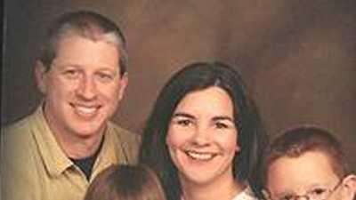 Garrett & Rachel Swasey with son, Elijah and daughter, Faith.