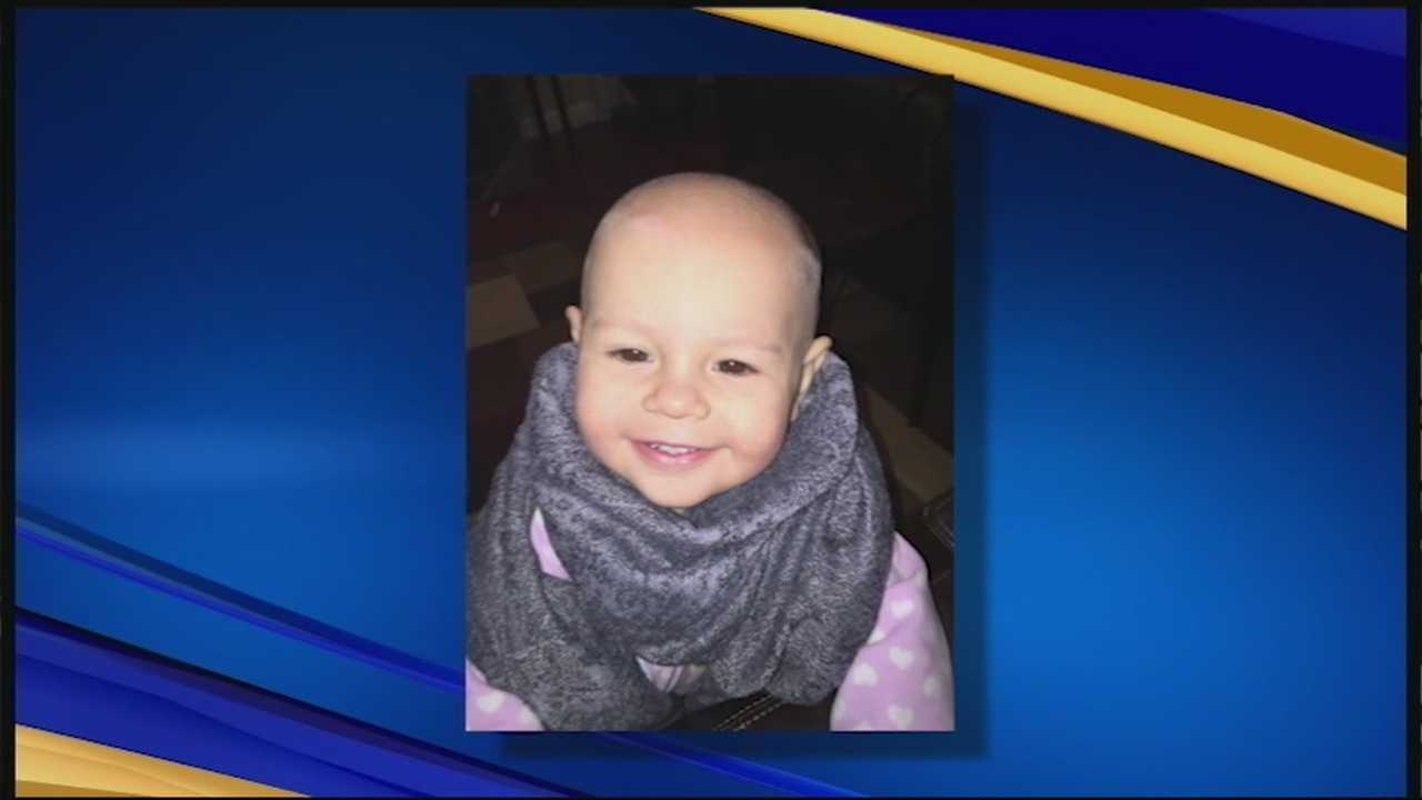 A fundraiser was held Sunday for a young girl fighting leukemia.