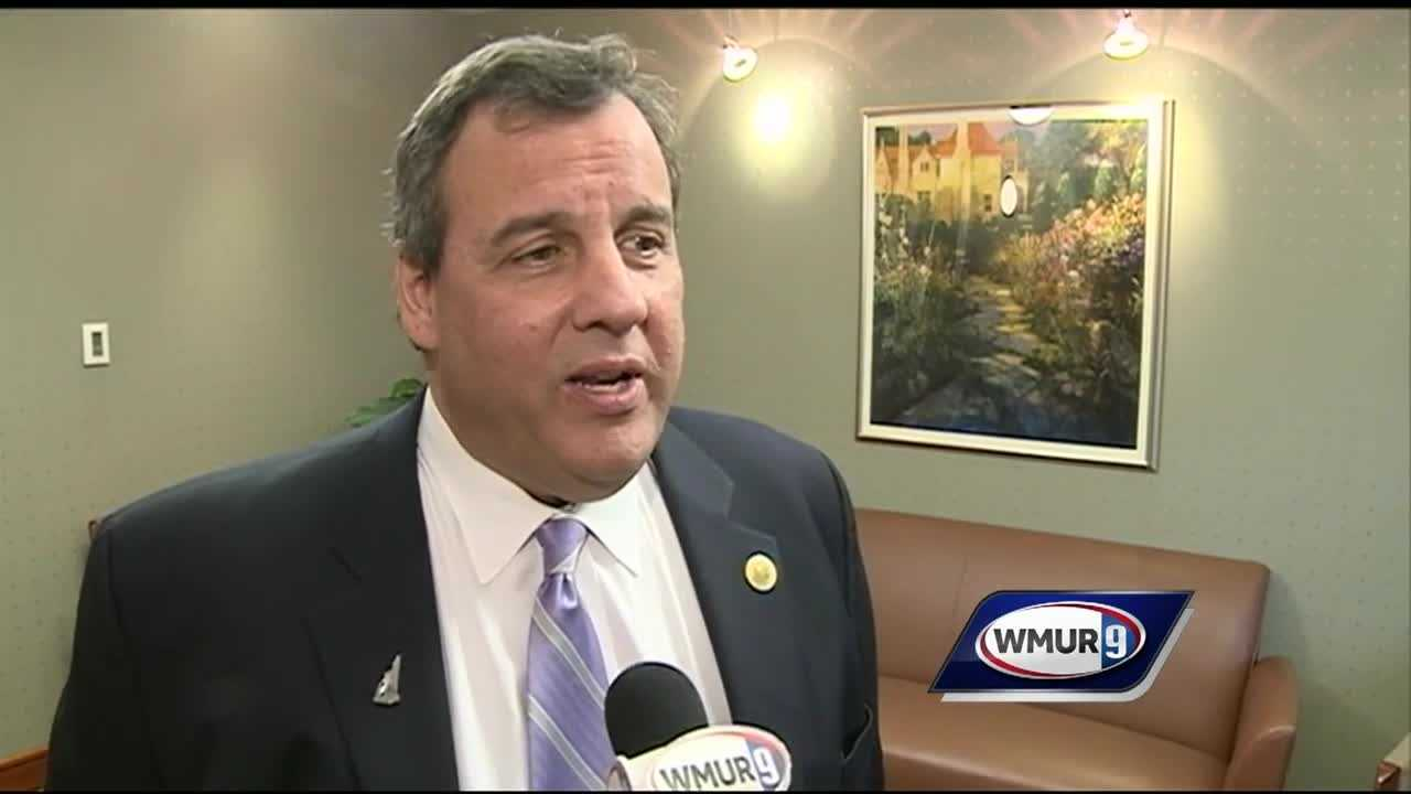 New Jersey Gov. Chris Christie is still in single digits in most Republican primary polls, but his campaign recently got a boost in New Hampshire from two key endorsements.