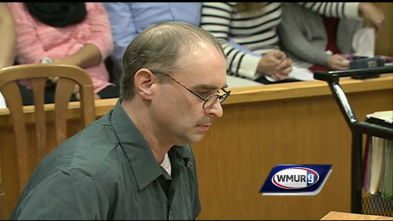 A man who has served more than 20 years in prison for the murder of a child in Weare was up for parole Thursday.
