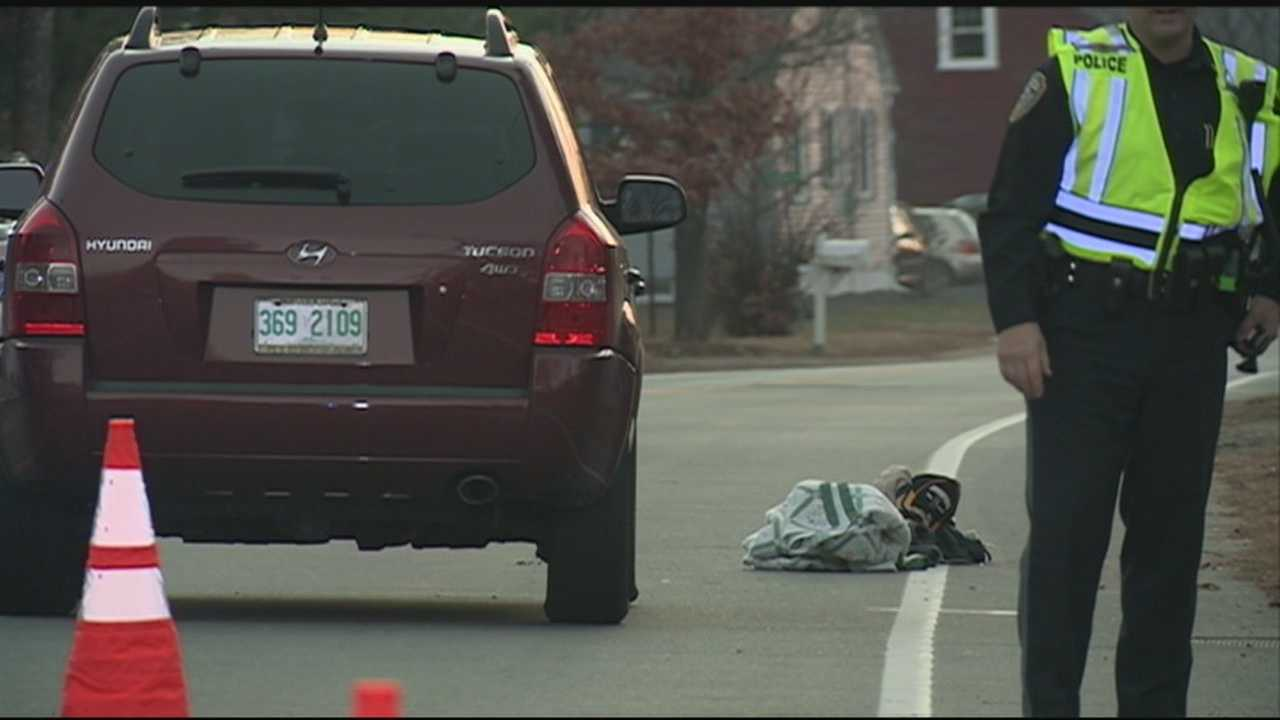 Hudson police are investigating after a teenager was hit by a car on Highland Street.