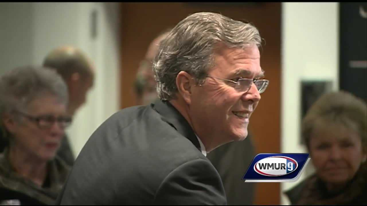 Republican presidential candidate Jeb Bush on Tuesday blasted opponent Donald Trump's recent comments on Muslims.