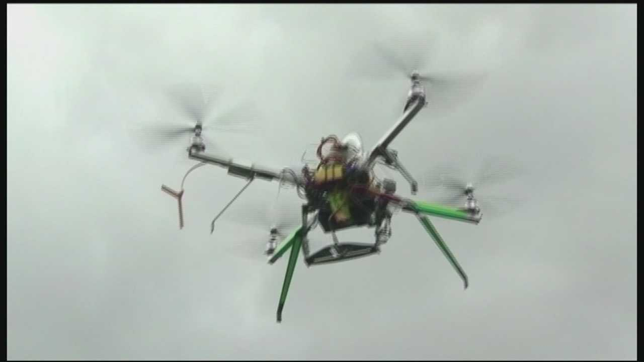Manchester-Boston Regional Airport issues advisory about drones