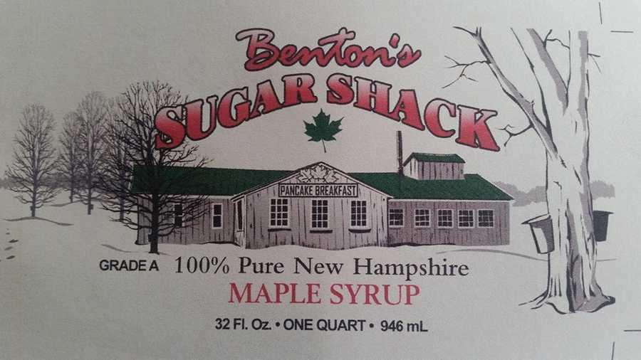 6. Benton's Sugar Shack in Thornton