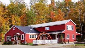 3. The Water Wheel Breakfast & Gift House in Jefferson
