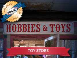 With Christmas just around the corner, we asked our viewers where to find the best local toy stores in the Granite State.