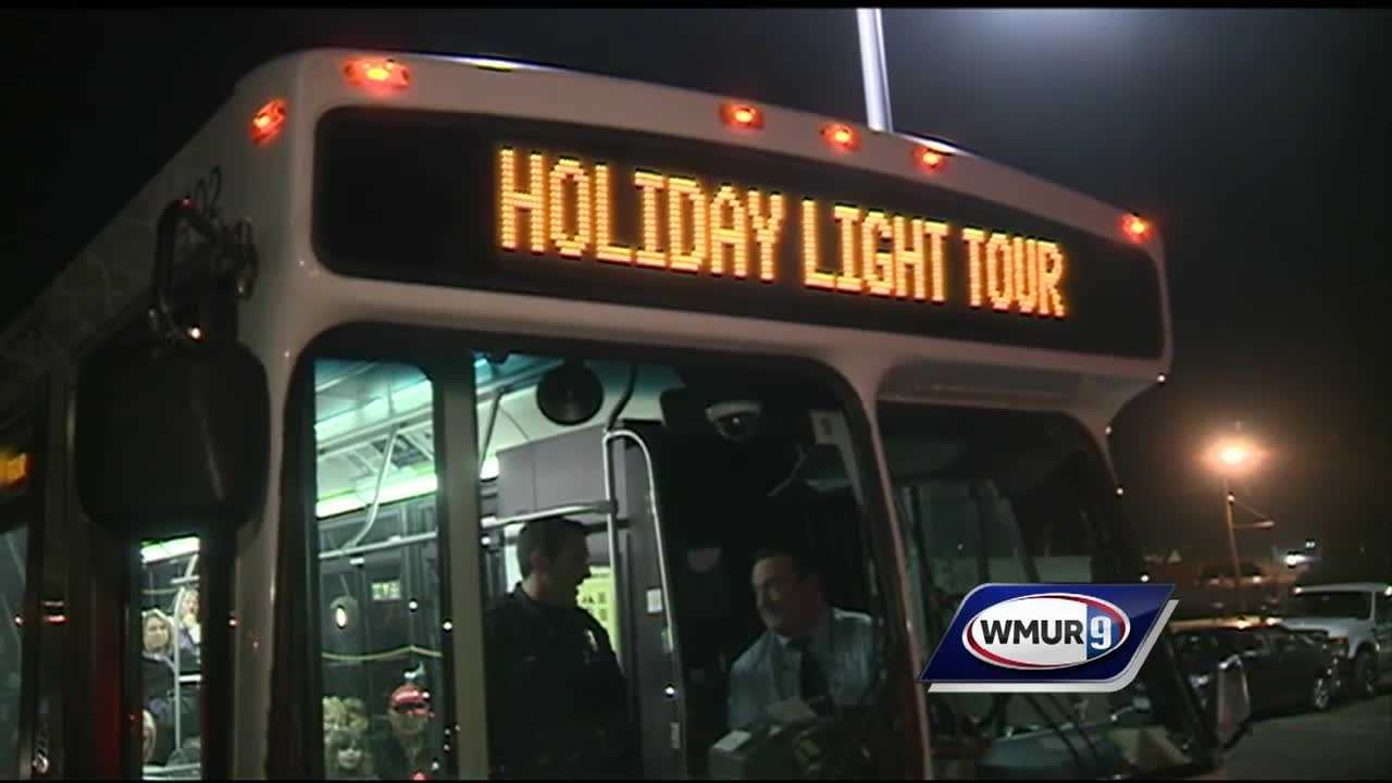 An event held Thursday night is one of the Granite State's most popular of the holiday season. WMUR's Shelley Walcott reports.