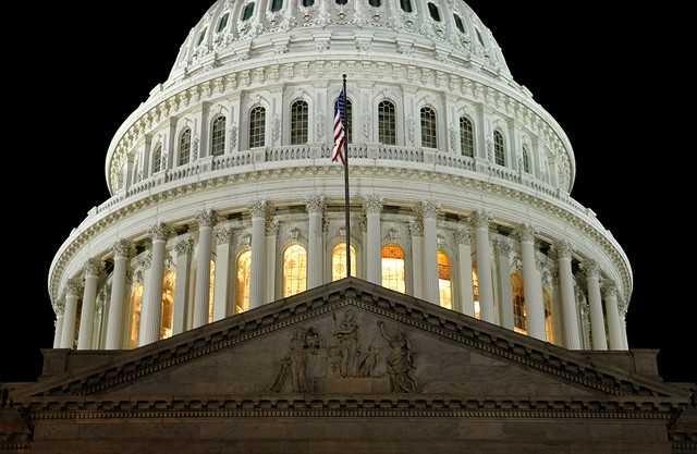 How would you break the Washington gridlock?
