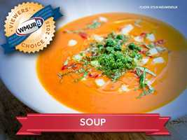 This week, we asked our viewers who serves the best soup in New Hampshire. Take a look at the top responses!