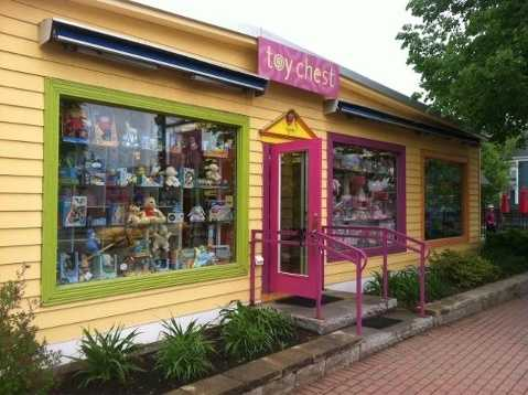 Toy Chest in North Conway