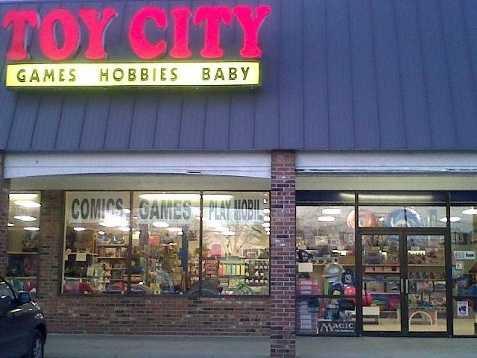 Toy City in Keene