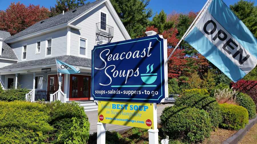 1. Seacoast Soups in North Hampton