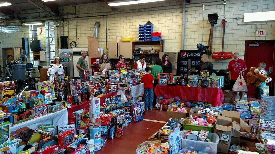 Spirit of Giving Toy Drive