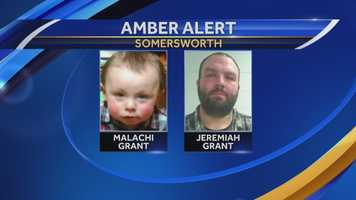 The state saw its first Amber Alert in years when a man took his 18-month-old son from the boy's mother in New Hampshire and brought him to Maine. The boy was returned safely. Read more: http://www.wmur.com/news/man-arrested-in-maine-after-triggering-amber-alert-in-nh/34219306