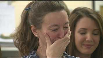 A heartwarming story that prompted an outpouring of support was that of the Profile Junior-Senior High School graduating class that donated its money for a senior class trip to the school's principal upon learning that she was battling cancer.Read more: http://www.wmur.com/news/bethlehem-senior-class-gives-trip-money-to-principal-battling-cancer/33229302