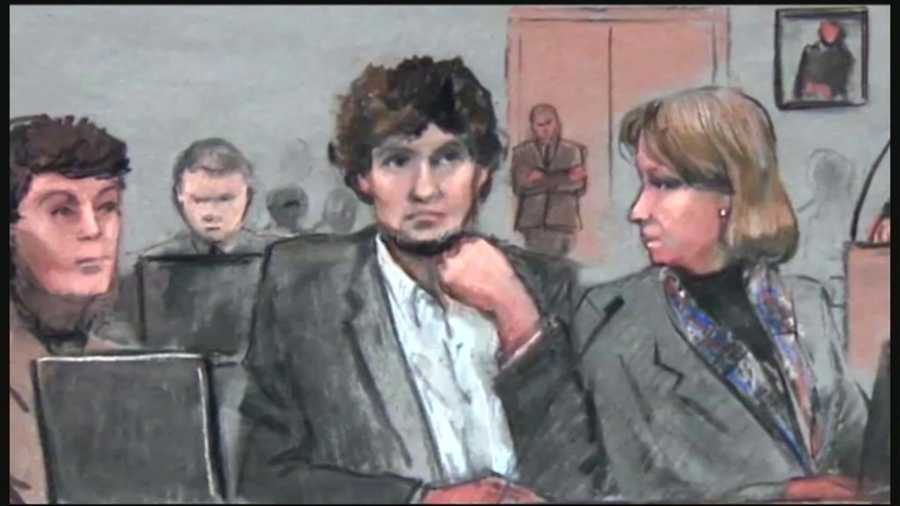One major trial that took place in 2015 was that of Boston Marathon bomber Dzhokhar Tsarnaev, who was found guilty and sentenced to death for his role in the deadly attacks. Read more: http://www.wmur.com/news/lawyers-for-convicted-boston-marathon-bomber-argue-appeals/36742966