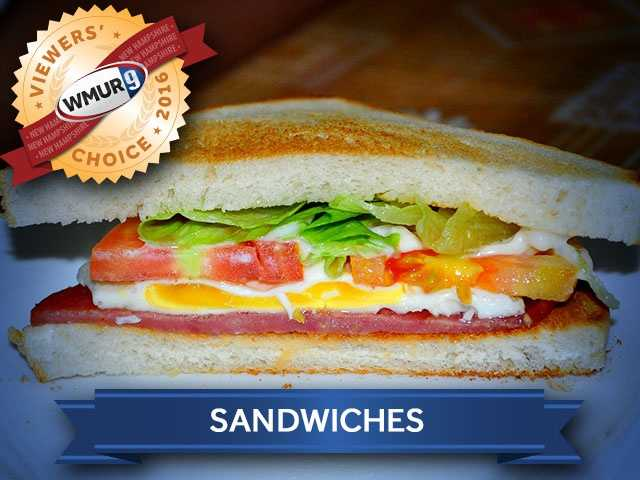 This week, we asked our viewers who serves the best sandwich in the Granite State. Take a look at the top responses!