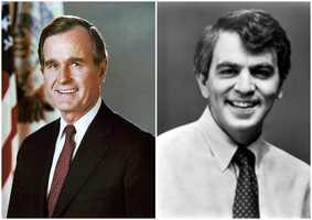 1992 NH Primary Winners: President George H. W. Bush (left) and Senator Paul Tsongas (right)For the first time in history, neither NH primary winner won the presidency. Arkansas Senator Bill Clinton became the first candidate to hold the oval office without winning the NH Primary.