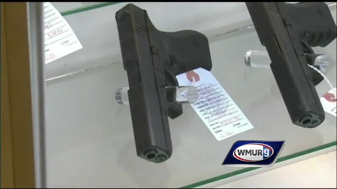 President Barack Obama's new gun control measures announced Tuesday aren't sitting well with some New Hampshire gun owners.