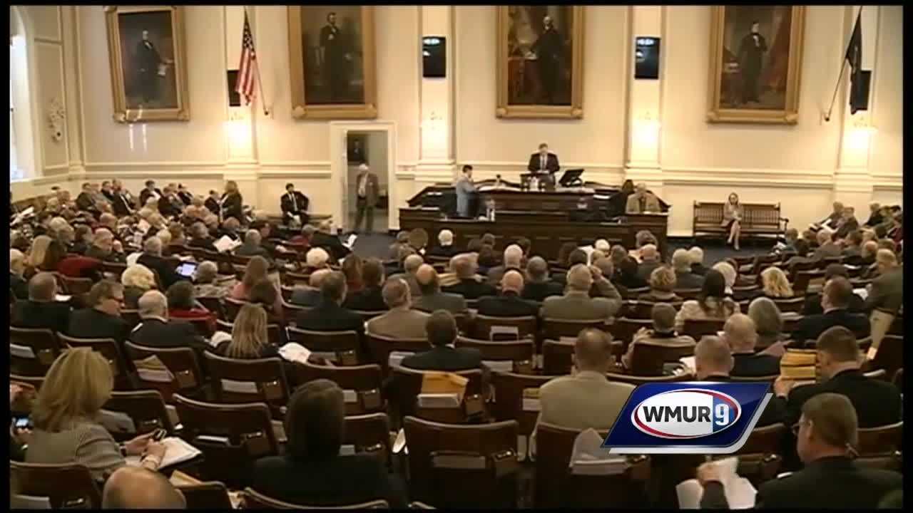 The New Hampshire Legislature got back to work Wednesday, with the House beginning the 2016 session just after 10 a.m.