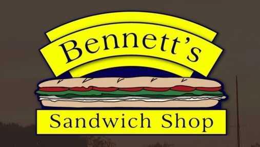 11 tie. Bennett's Sandwich Shop in Portsmouth and Kennebunk, Maine
