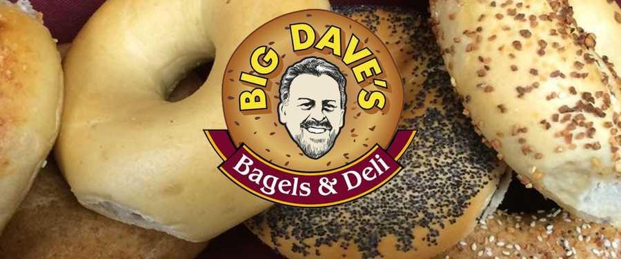 6. Big Dave's Bagels & Deli in North Conway