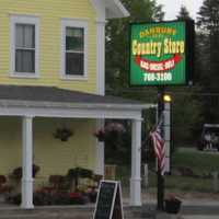 11 tie. Danbury Country Store in Danbury