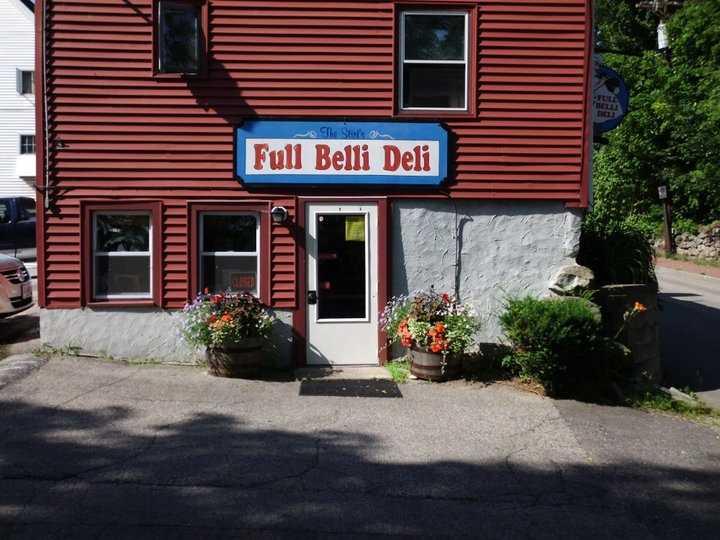 18. The Full Belli Deli in Wolfeboro