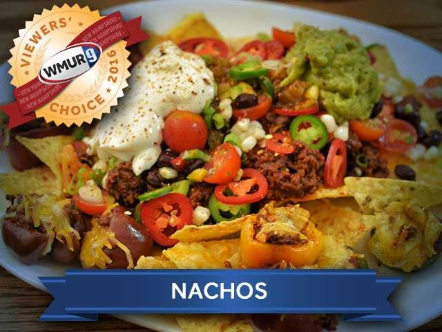 This week, we asked our viewers who serves the best nachos in the Granite State. Take a look at the top responses!