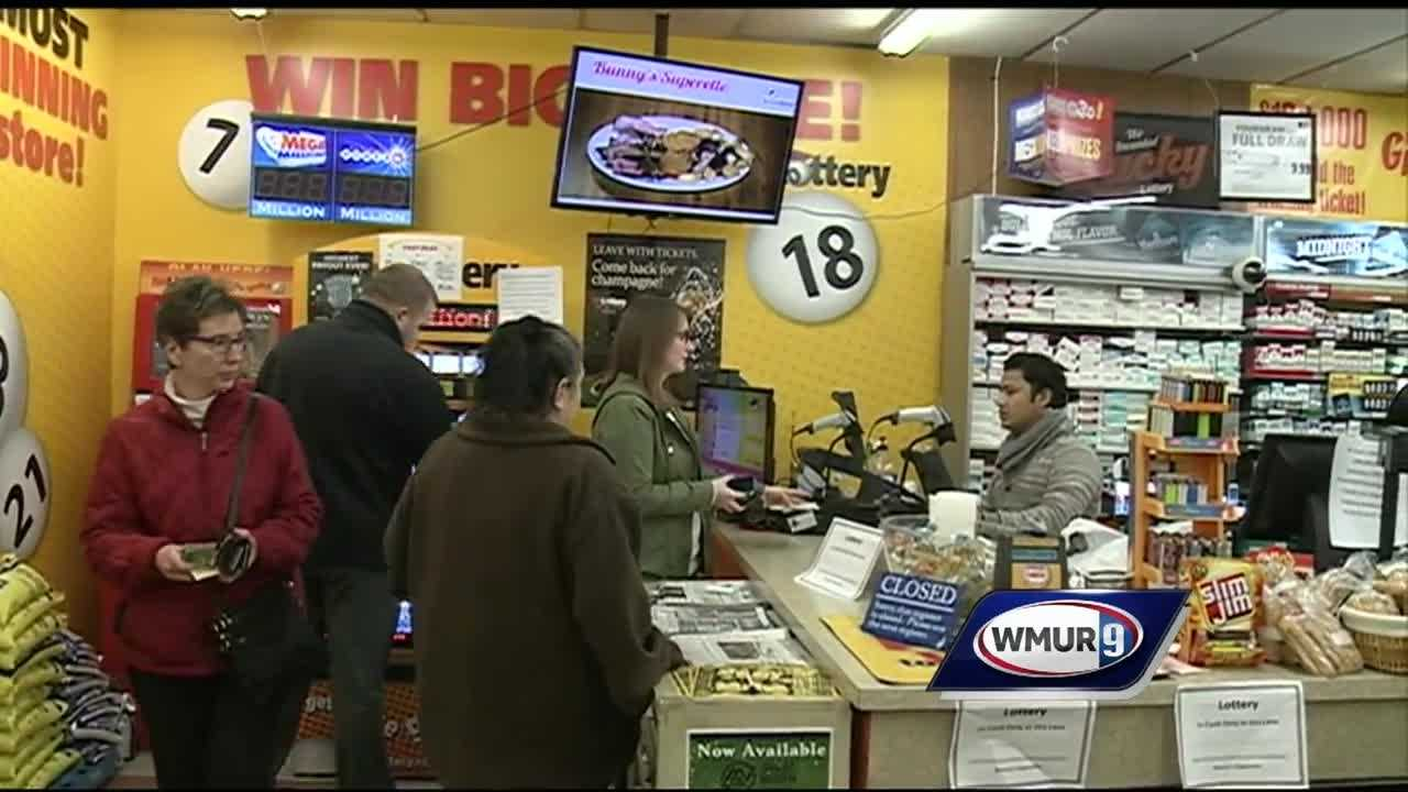 WMUR's Jean Mackin speaks with a lawyer about guidelines for a Powerball ticket pool and visits a store that recently sold a $50,000 winner.