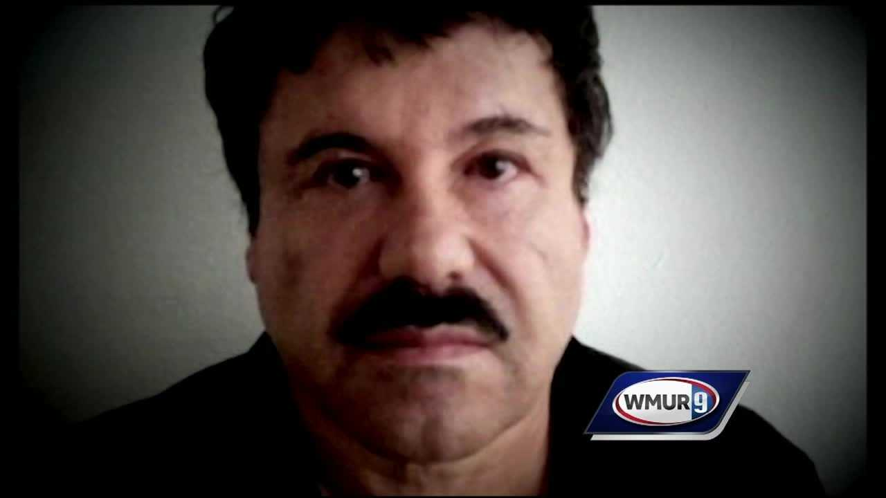 Mexican officials say it could take more than a year for the drug lord known as El Chapo to be extradited to the U.S., but when he is, it's possible he could end up in New Hampshire.