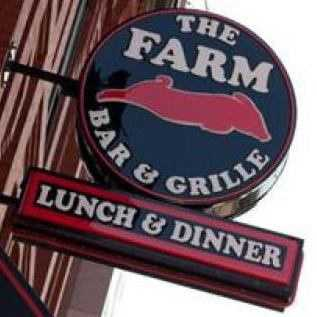 7 tie. The Farm Bar & Grille in Manchester