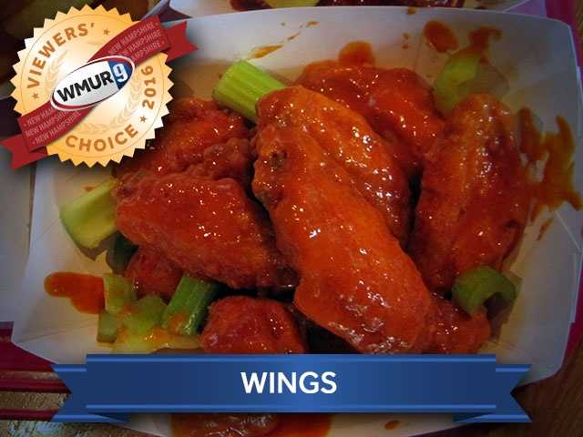 With football fever in full swing, we asked our viewers who serves the best wings in the Granite State. Take a look at the top responses!