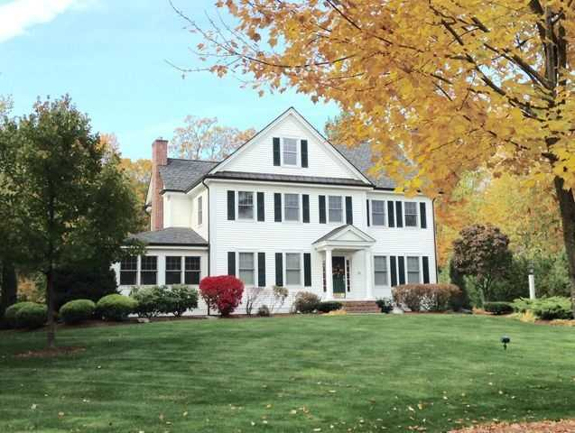 This home on Long Hill Road in Hollis is listed at$1,160,000.