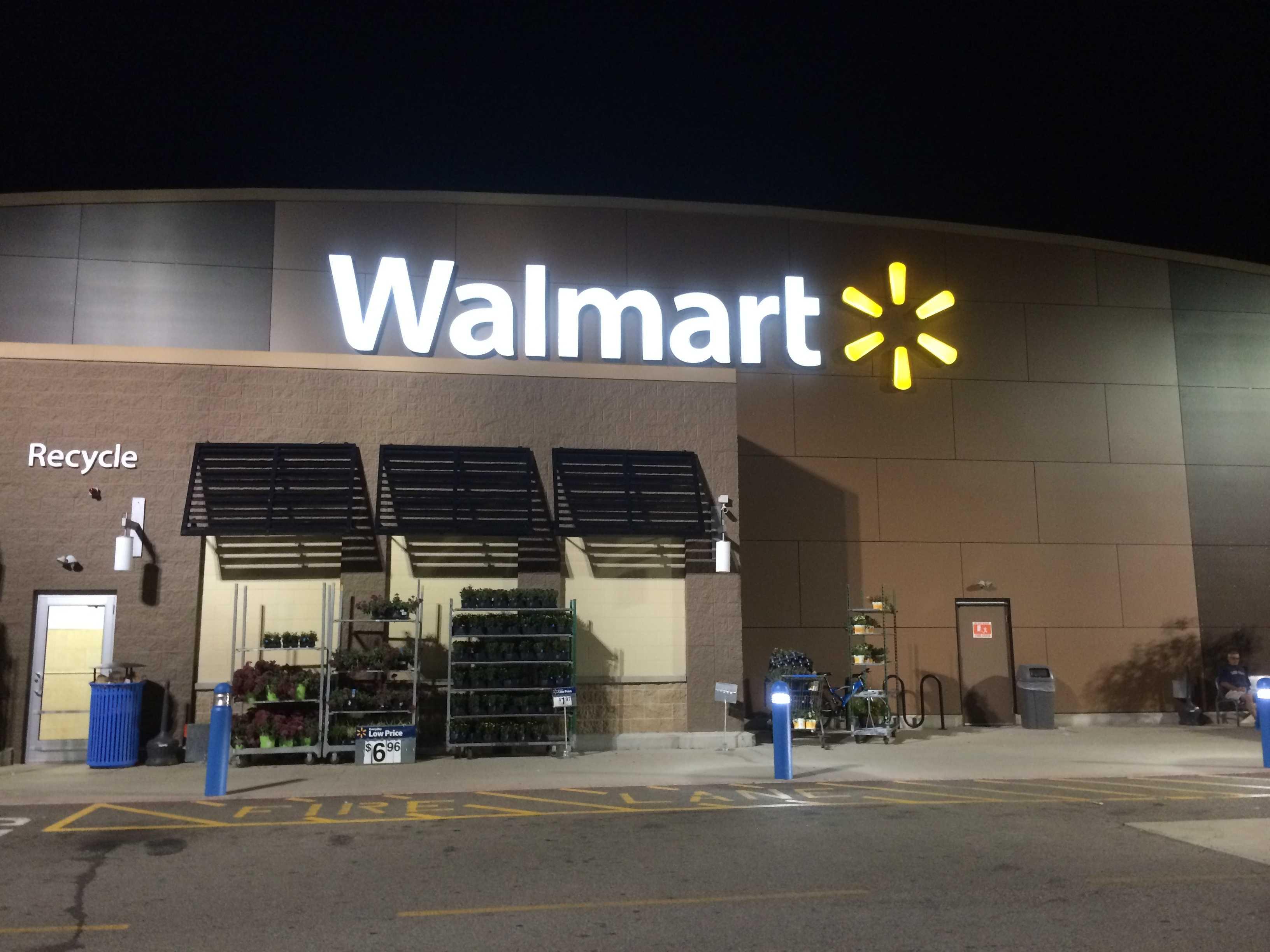 list of walmart store closings released