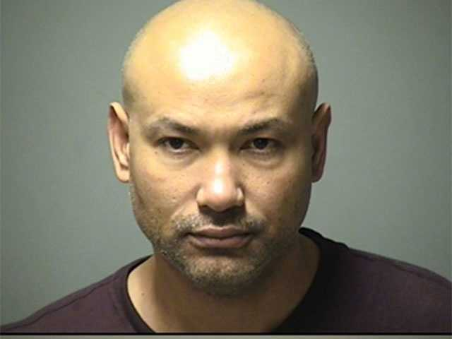 Samuel Eliezer Gonzalez Fabian, 46, of Manchester, was charged with resisting arrest and 3 counts of possession with the intent to distribute (fentanyl, heroin and crack cocaine).