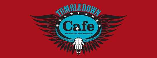 8 tie. Tumbledown Cafe in Sanbornville
