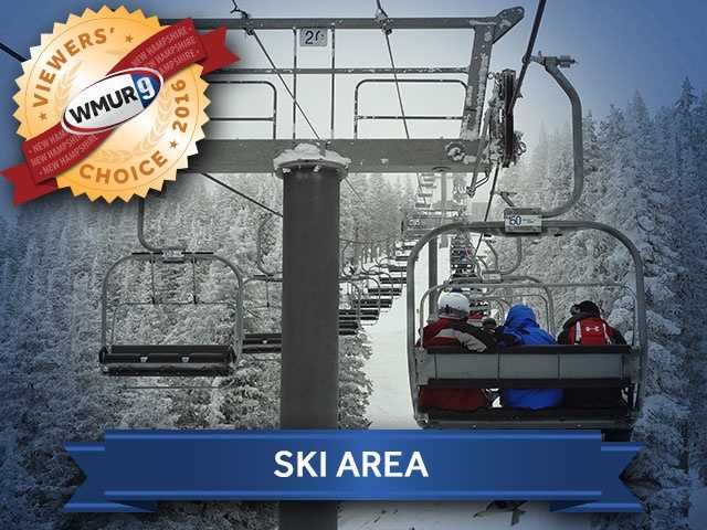 See which New Hampshire ski areas our viewers say are the best spots to hit the slopes.