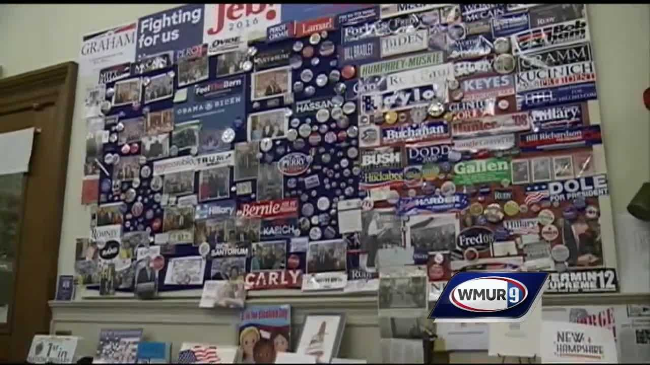 A look at the traditions of the New Hampshire primary and history of campaigning in the Granite State.
